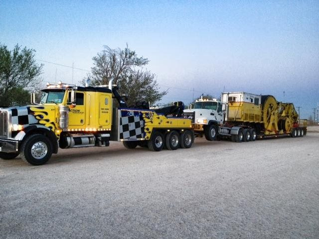 Towing a Utility Trailer